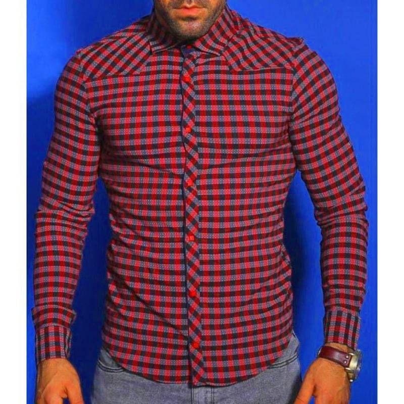 115aa9009d0dc82 Рубашка фланелевая теплая в крупную клетку - KazanExpress